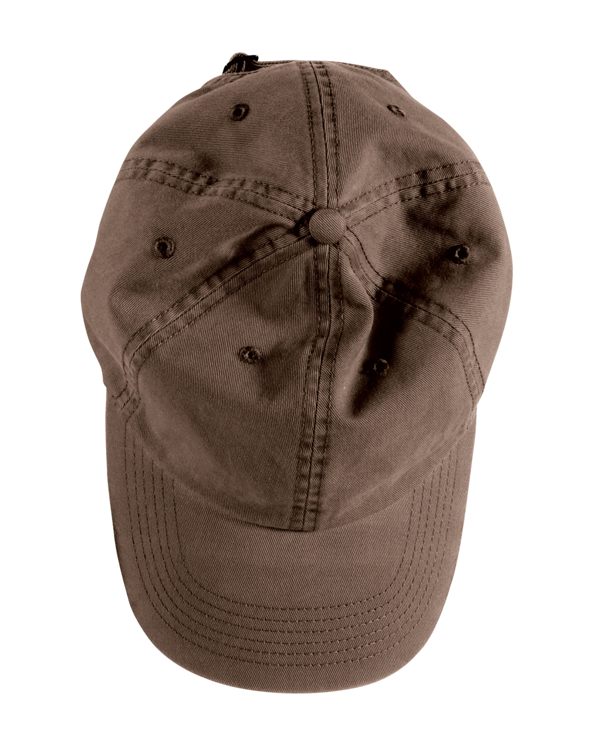 Authentic Pigment 1912 Unisex Direct-Dyed Twill Cap at GotApparel