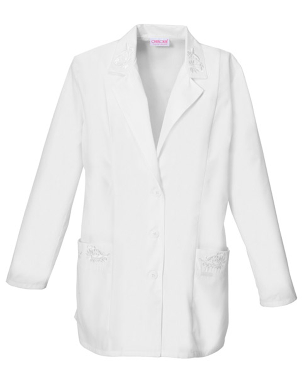 Cherokee 2350 Women 30&quot Lab Coat at GotApparel