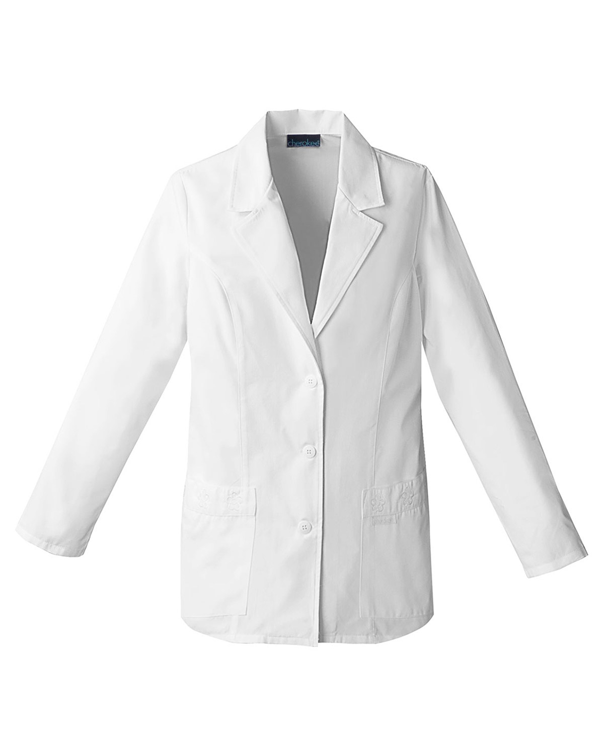 Cherokee 2390 Women 29&quot Lab Coat at GotApparel