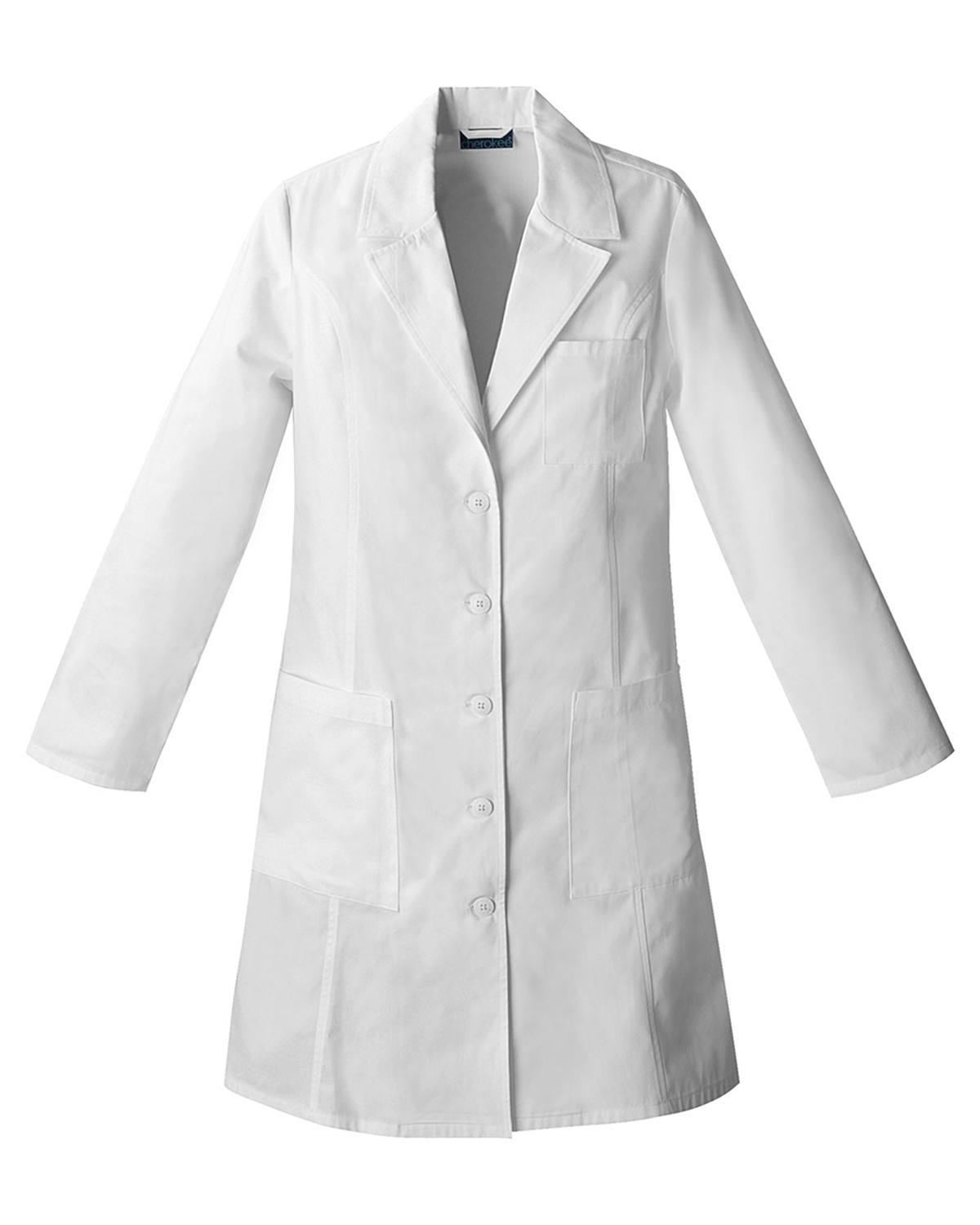 Cherokee 2411 Women 37&quot Lab Coat at GotApparel