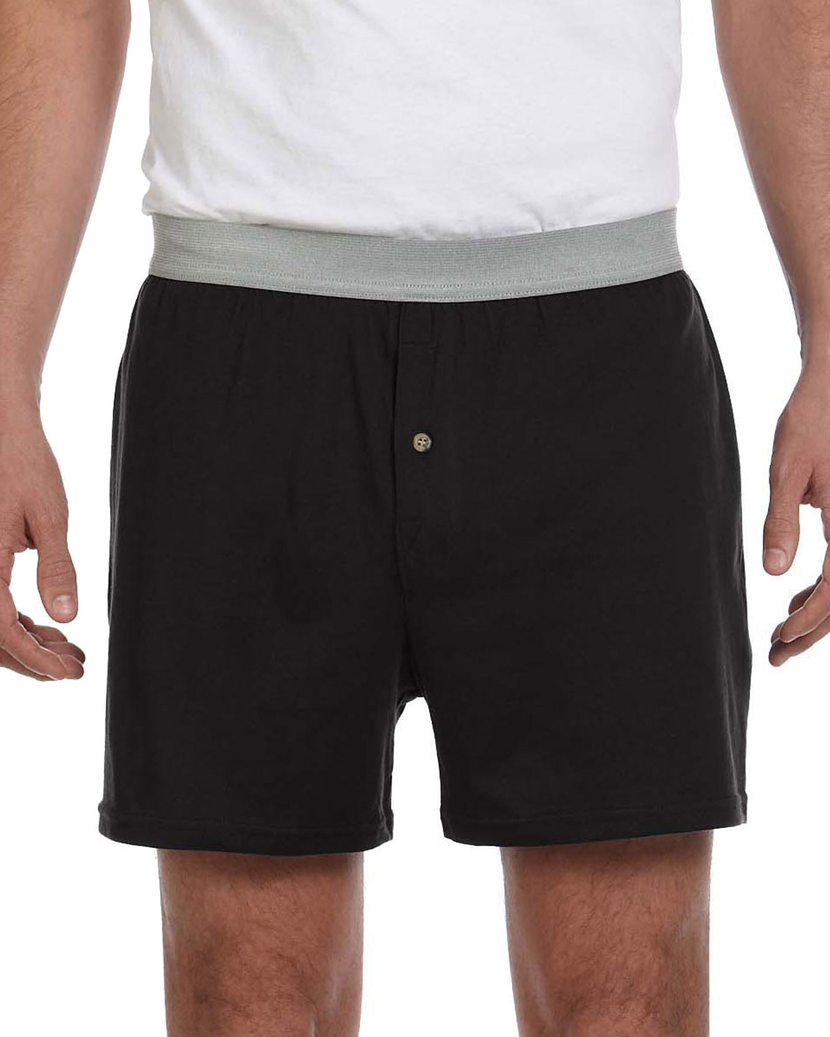Robinson 2420 Adult Knit Boxer Short at GotApparel