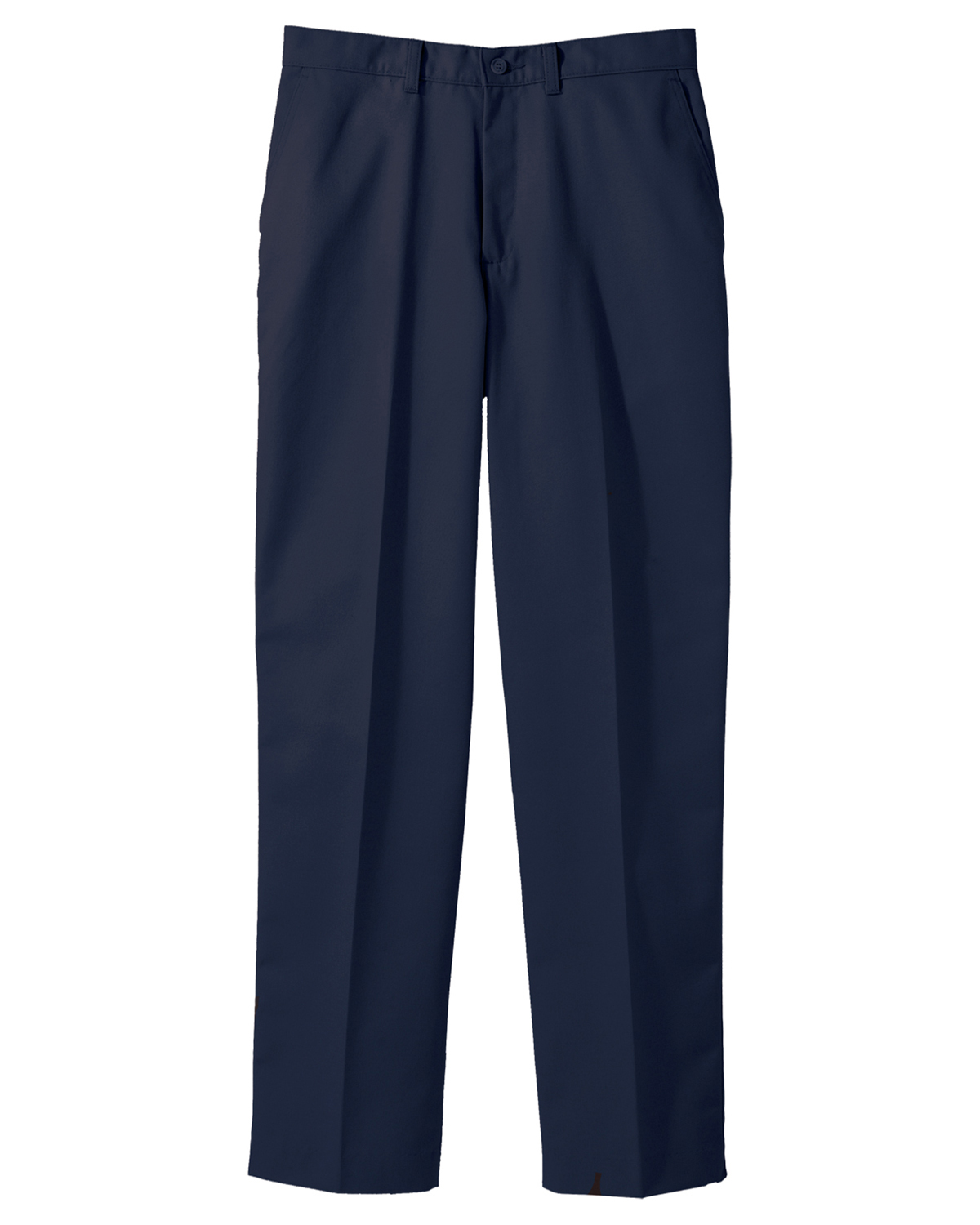 Edwards 2570 Men's Blended Chino Flat Front Zipper Pant at GotApparel