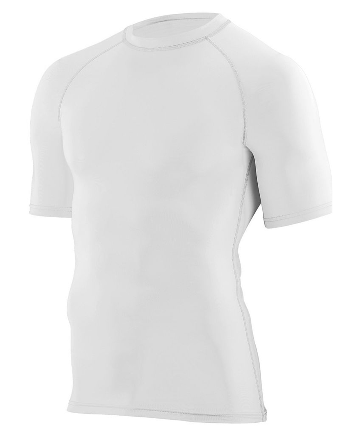 Augusta 2601 Boys Hyperform Compression Short Sleeve Shirt at GotApparel