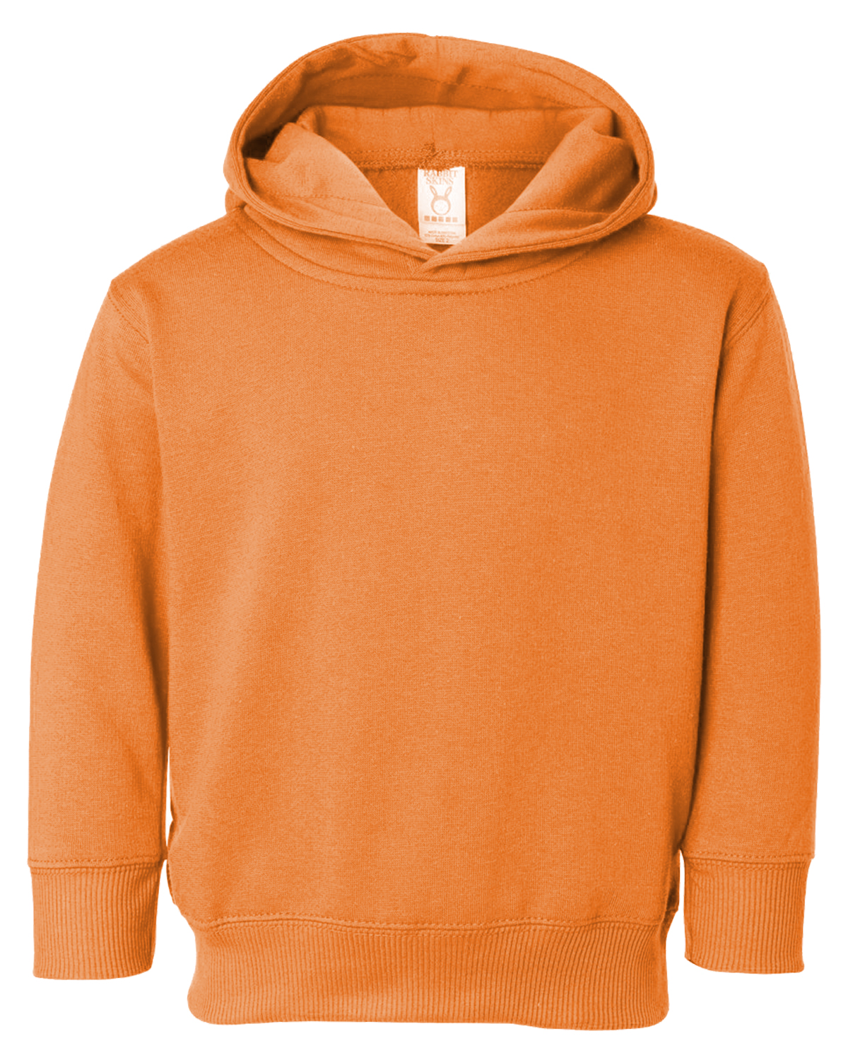 Rabbit Skins 3326 Toddlers Pullover Hoody at GotApparel