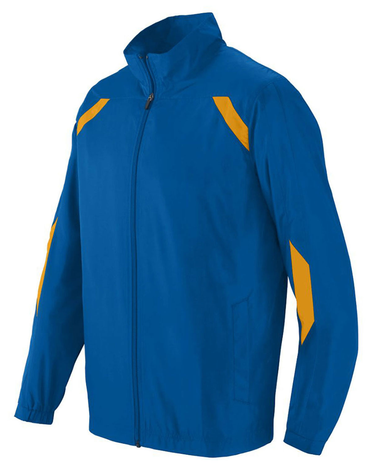 Augusta 3500 Men's Avail Front Zipper Jacket at GotApparel