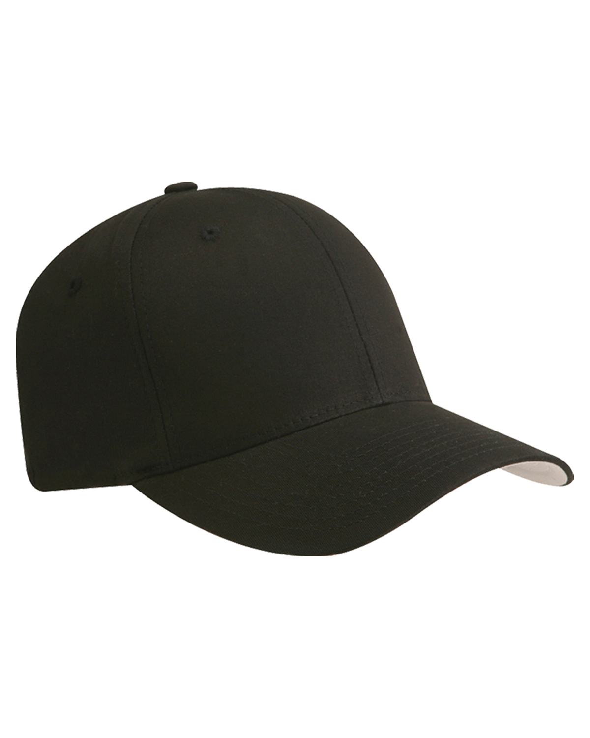 Yupoong 5001 Unisex 6Panel Structured Mid-Profile Cotton Twill Cap at GotApparel