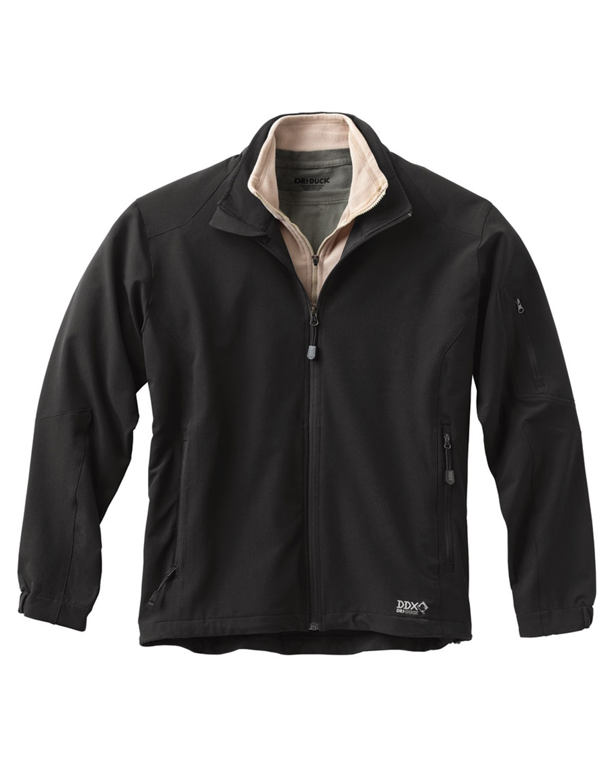 Dri Duck 5309 Adult Men Baseline All Season Soft Shell Jacket at GotApparel