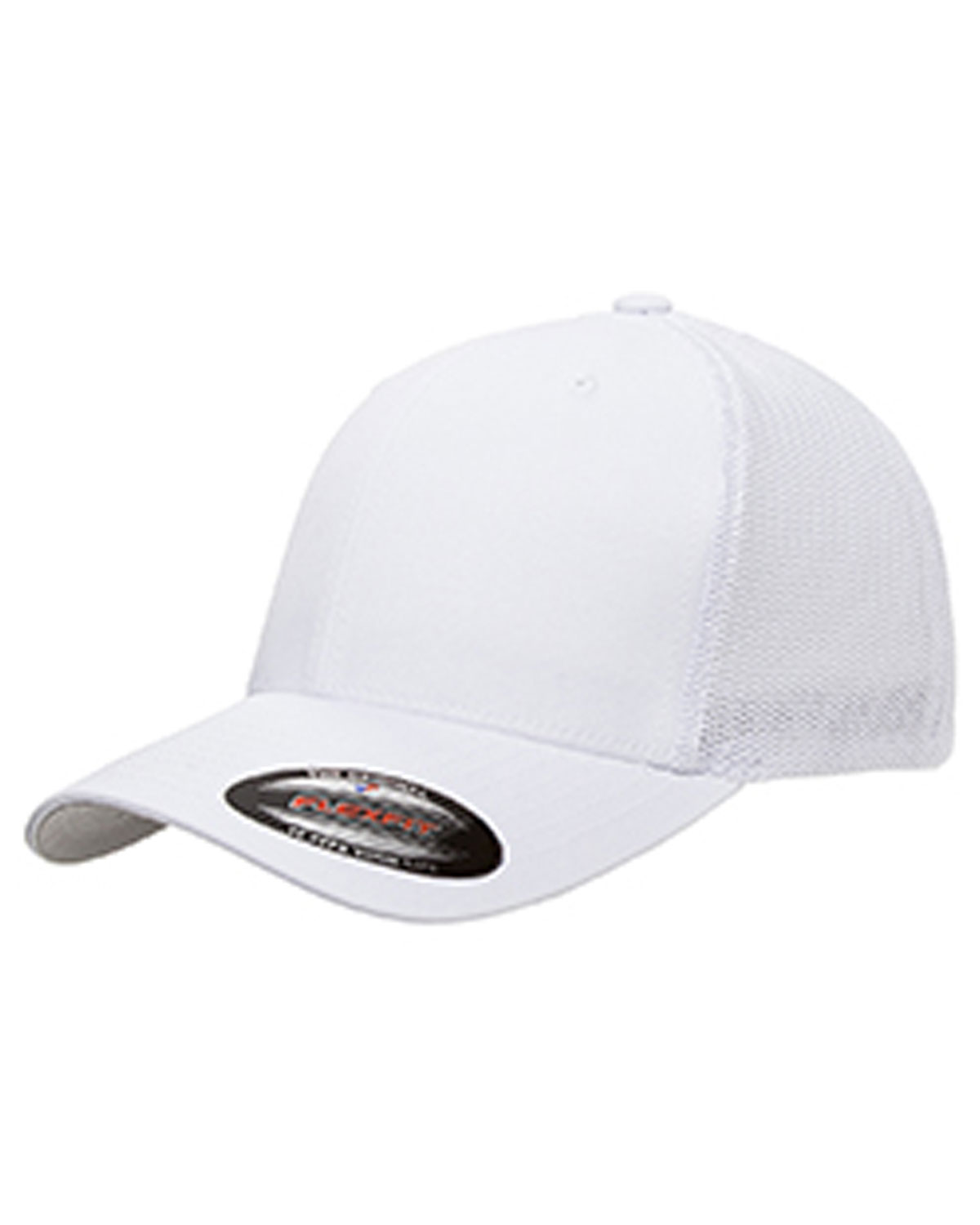Yupoong 6511 Unisex 6-Panel Trucker Cap at GotApparel