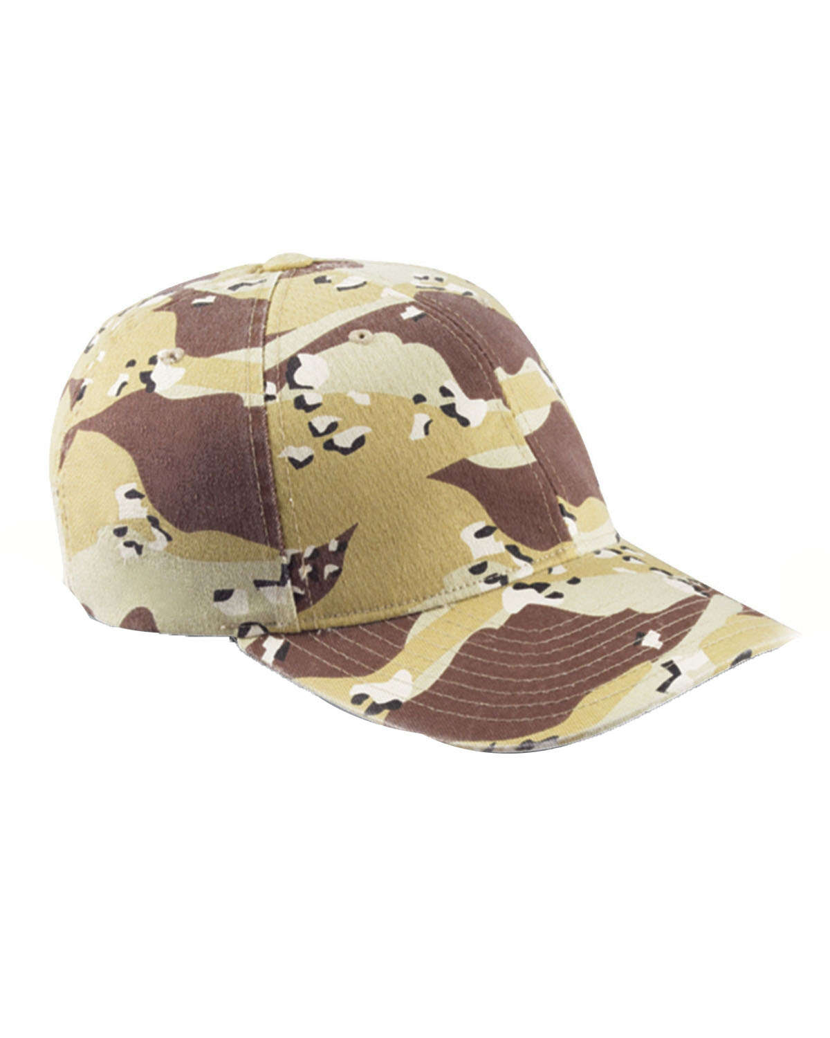 Yupoong 6977CA Unisex Cotton Camouflage Cap at GotApparel