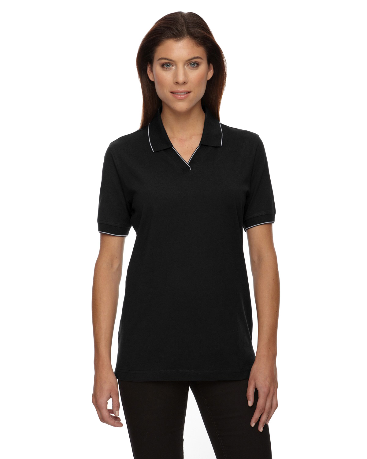 Extreme 75009 Women's Cotton Jersey Polo at GotApparel