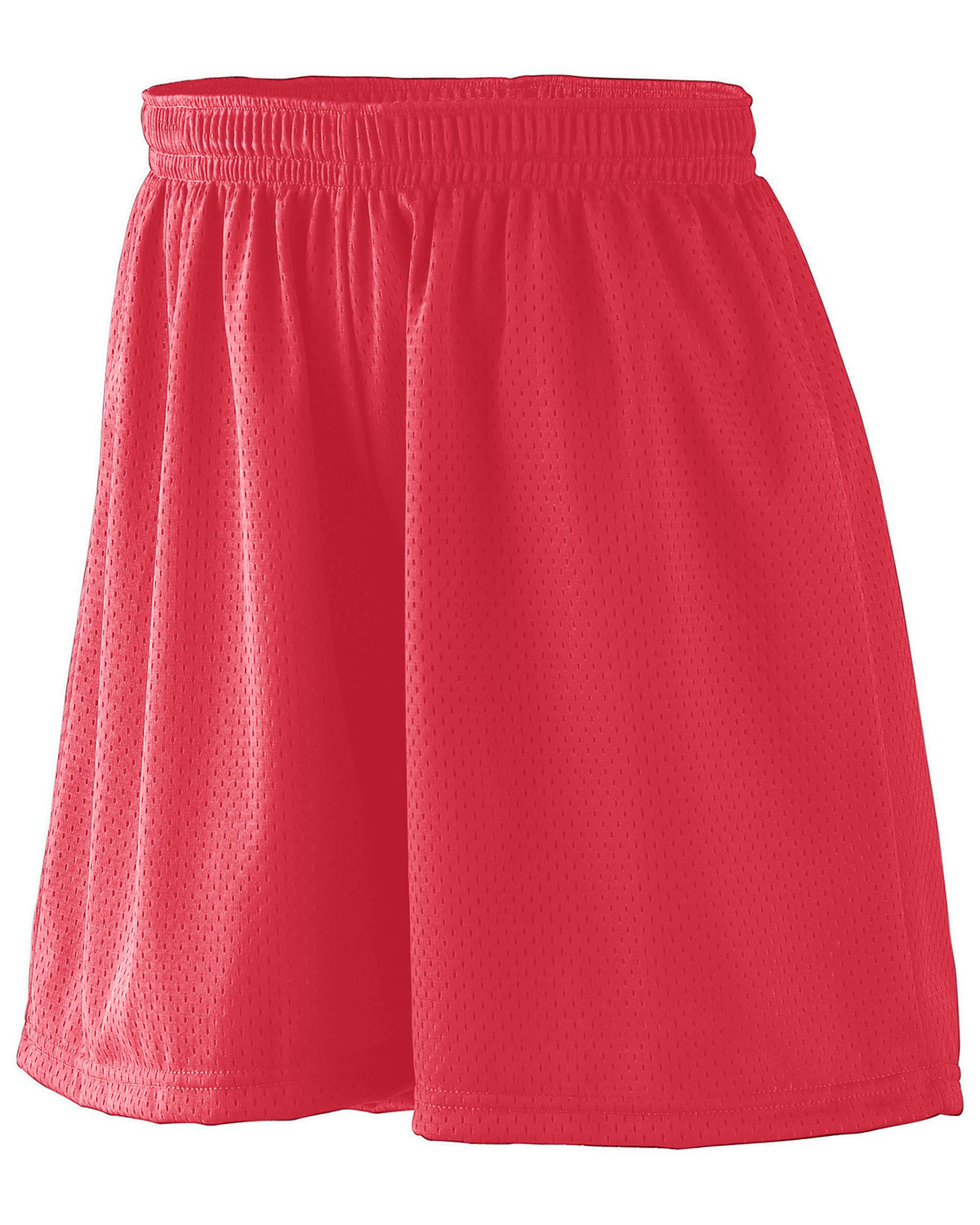 Augusta 859 Girls Tricot Mesh/Lined Training Short With Drawcord at GotApparel