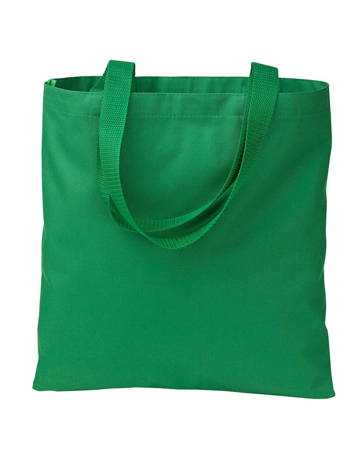 UltraClub 8801 Liberty Bags Small Convention Tote - 50% Recycled Polyester at GotApparel