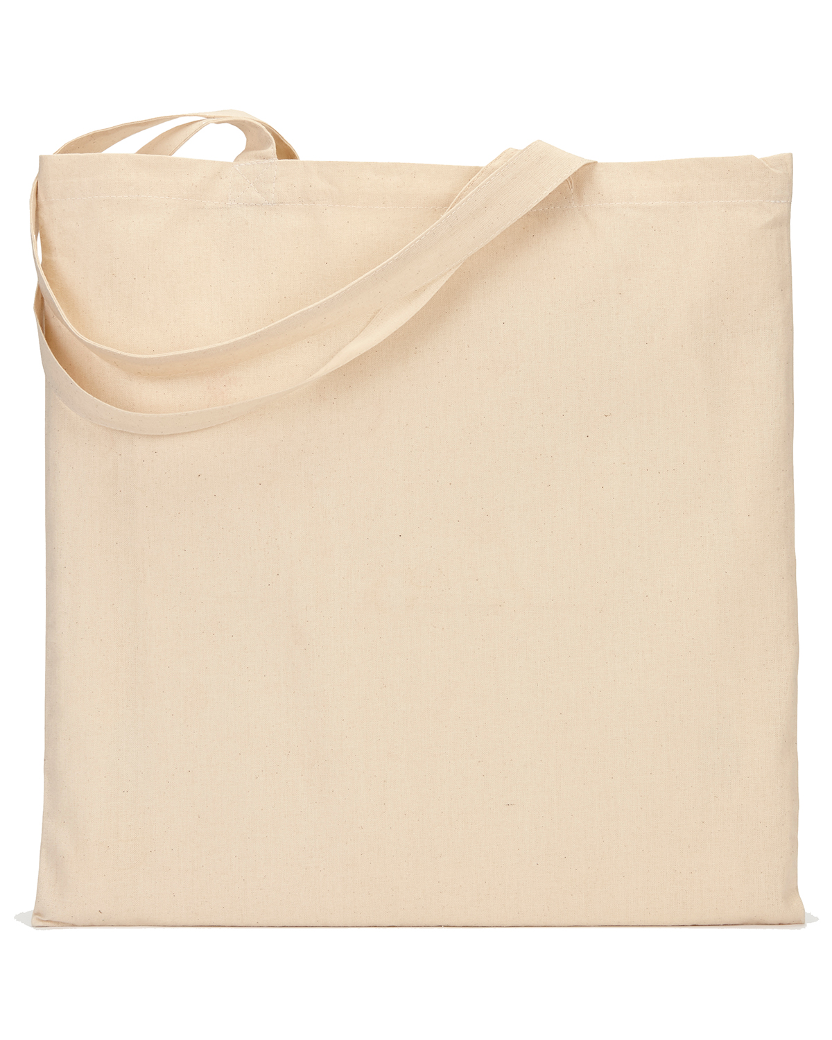 UltraClub 8865 Unisex Cotton Canvas Tote at GotApparel