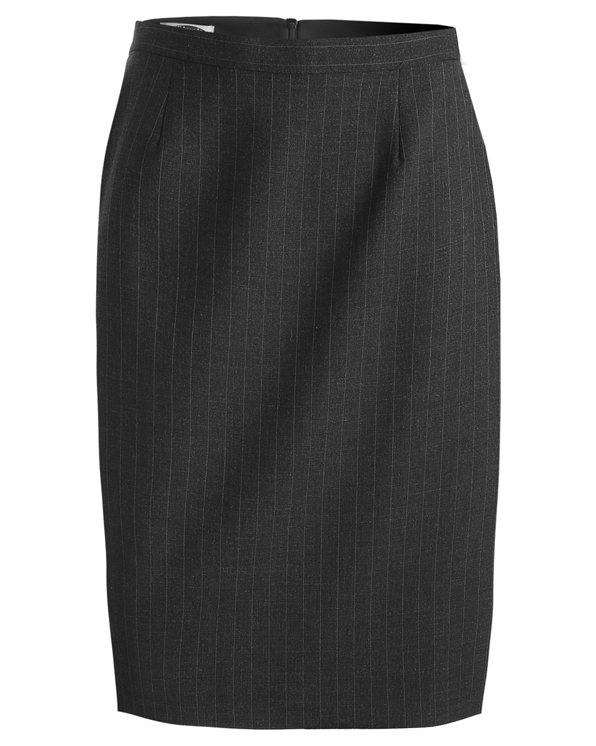 Edwards 9769 Women's Straight Style Classic Pinstripe Dress Skirt at GotApparel