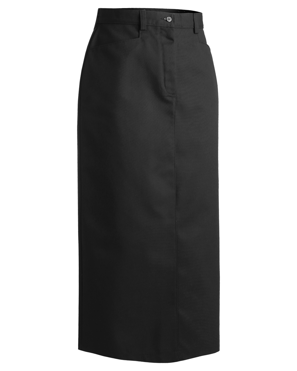 Edwards 9779 Women's Casual Chino Long Skirt at GotApparel