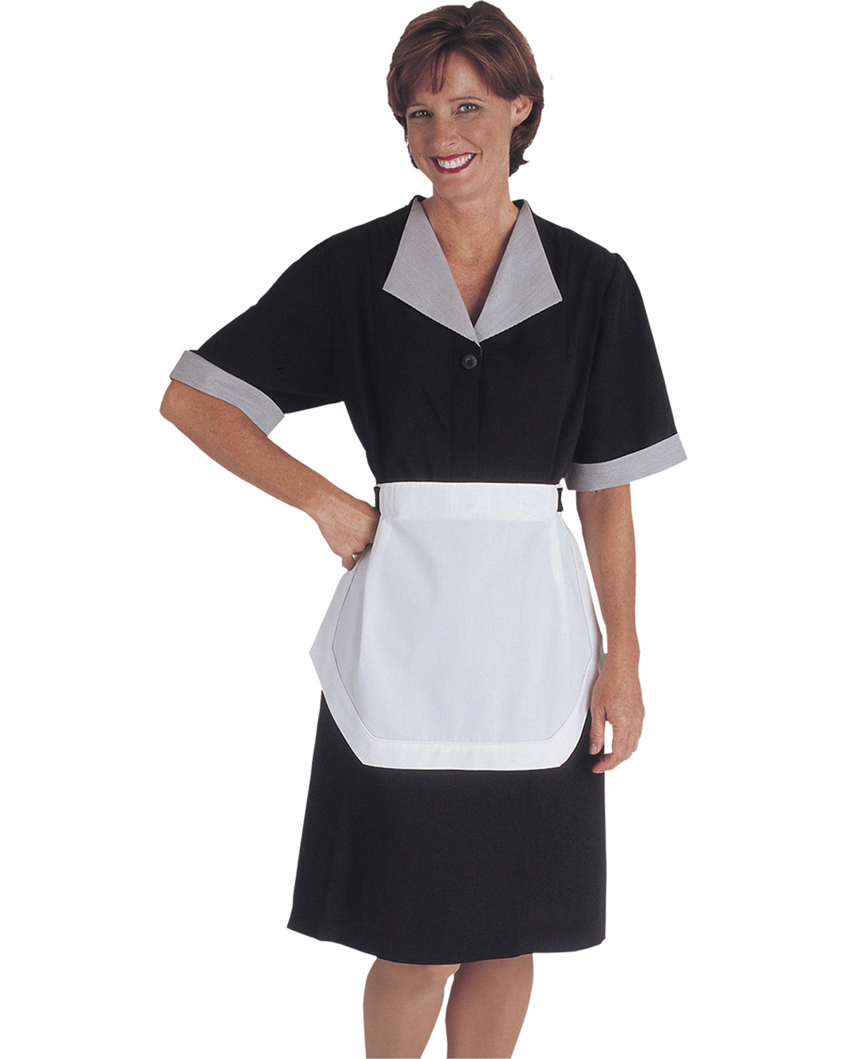 Edwards 9896 Women's Spun Polyester Housekeeping Dress at GotApparel