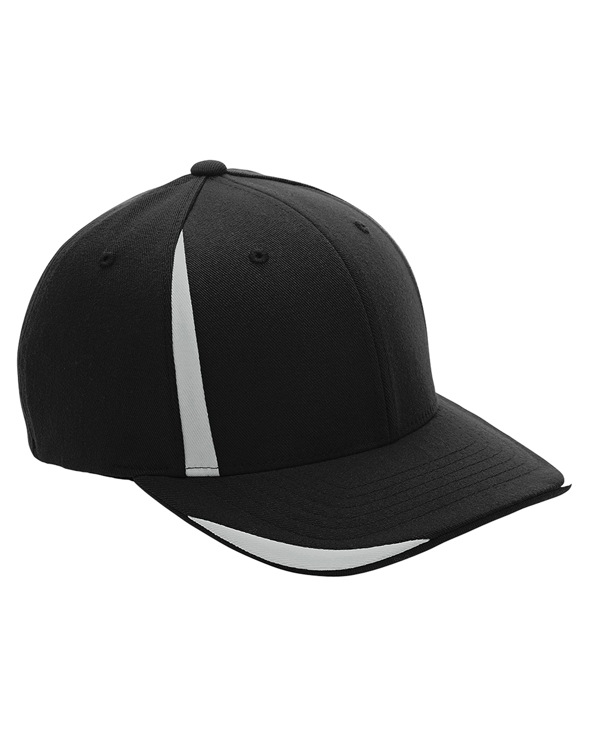 Flexfit ATB102 Men for Team 365 Pro Performance Front Sweep Cap at GotApparel