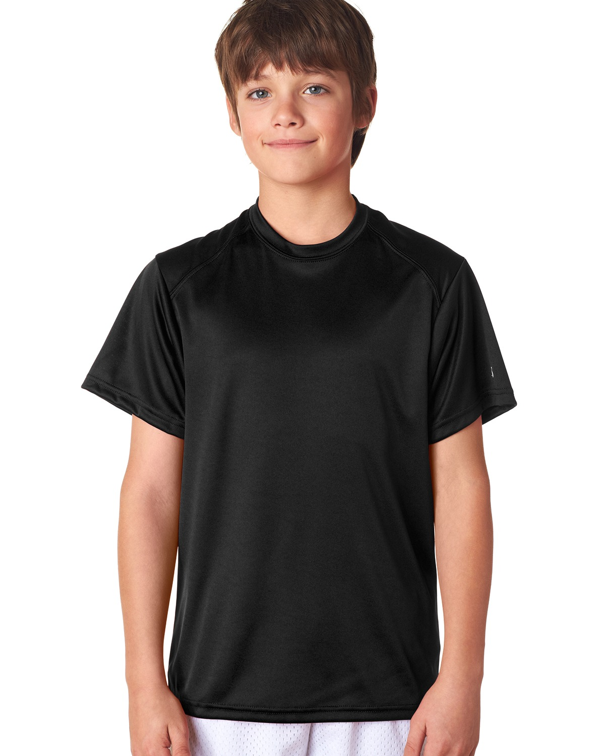 Badger 2120 Boys BCore short sleeve Performance Tee at GotApparel