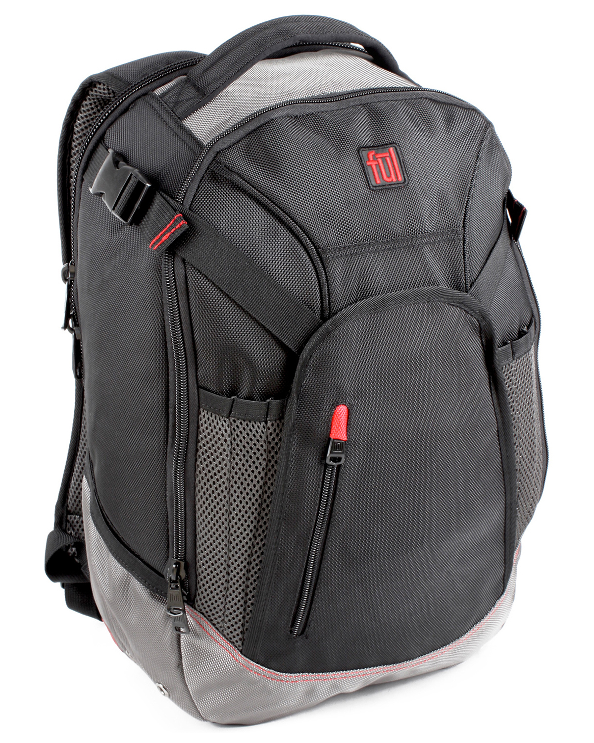 FUL BD5270 Alleyway Boot Legger Backpack at GotApparel