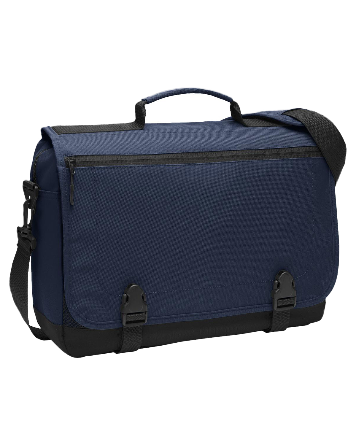 Port Authority BG304 Unisex Messenger Briefcase at GotApparel