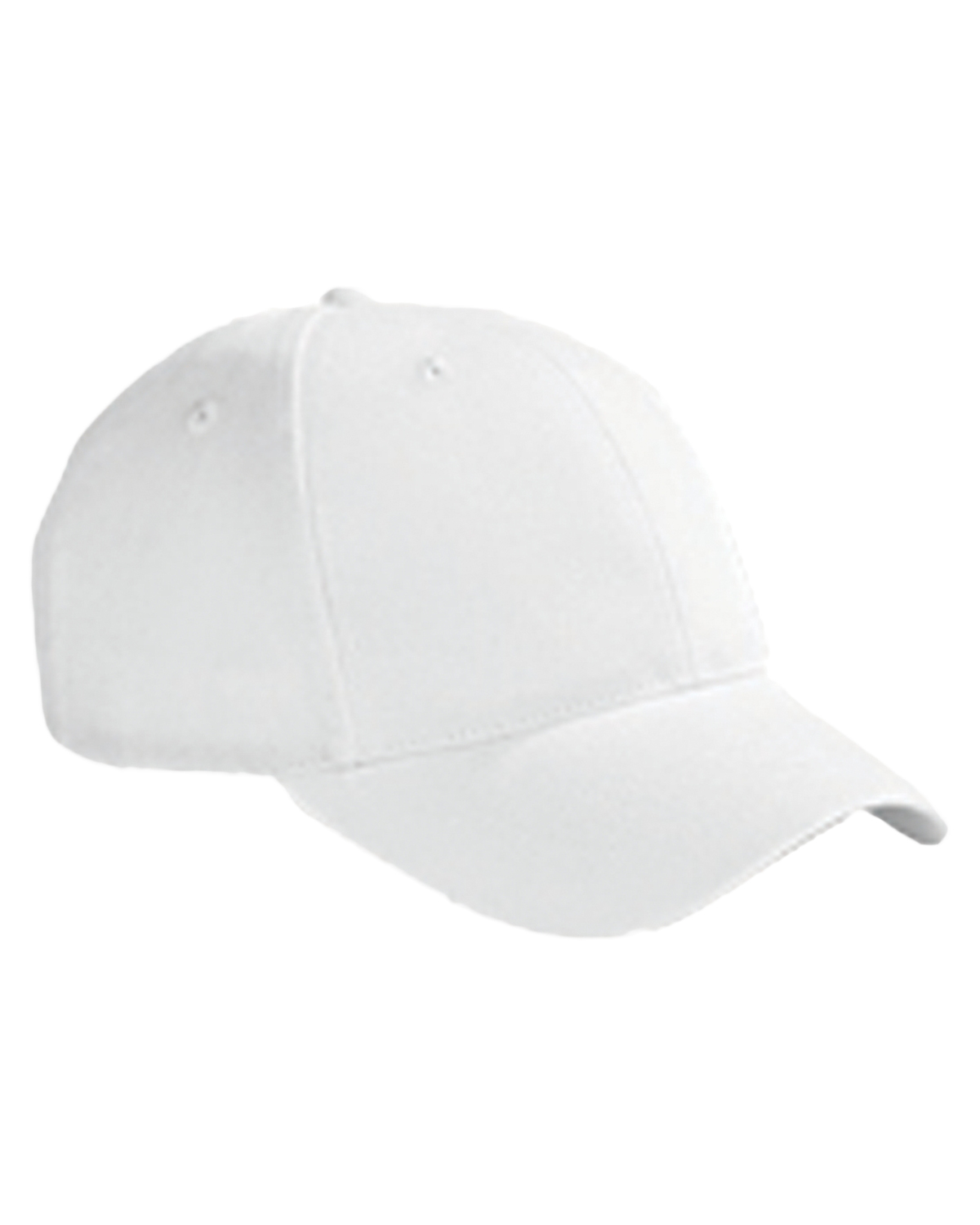 Big Accessories / BAGedge BX002 Unisex 6-Panel Brushed Twill Structured Cap at GotApparel