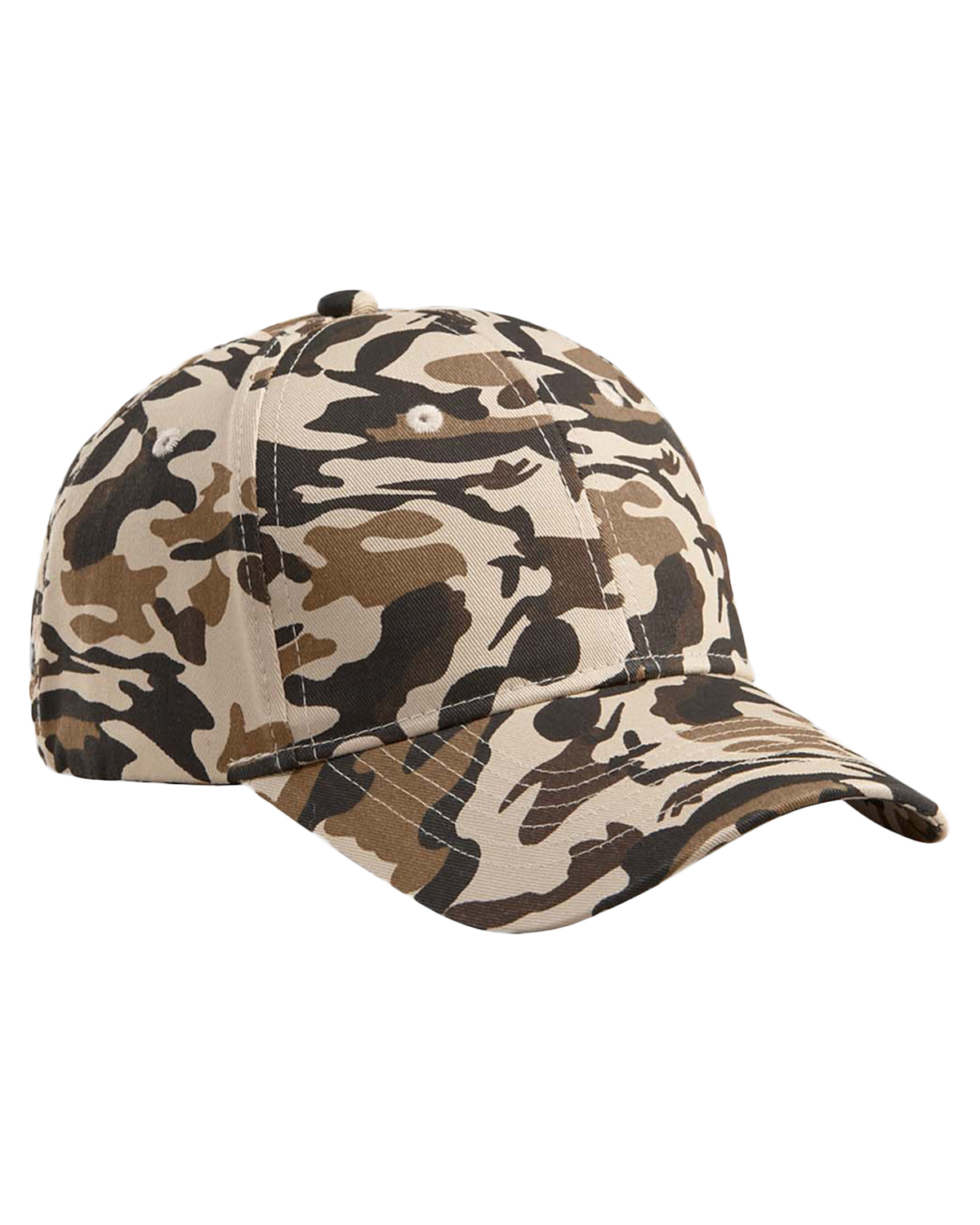 Big Accessories / BAGedge BX024 Men Structured Camo Hat at GotApparel