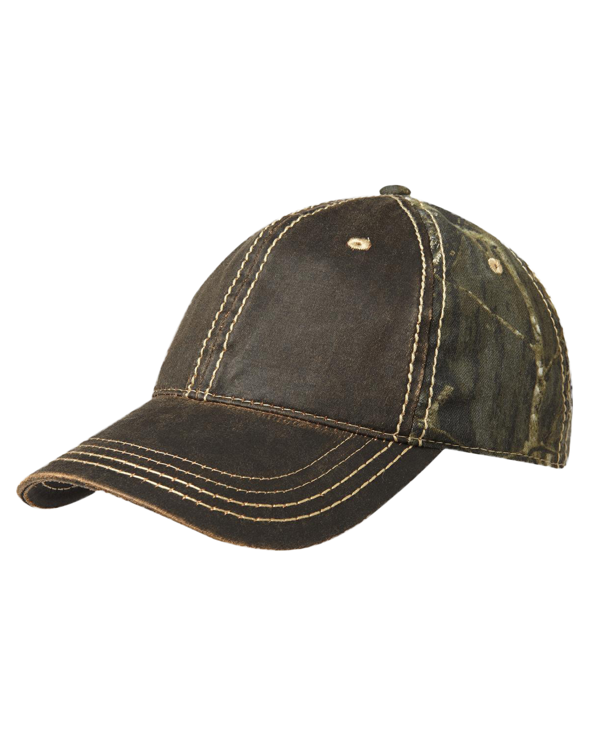 Port Authority C819 Men Pigt-Dyed Camouflage Cap at GotApparel