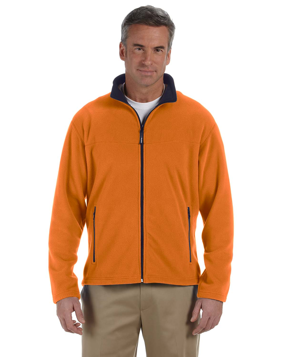 Chestnut Hill CH950 Men Polartec Full Zip Jacket at GotApparel