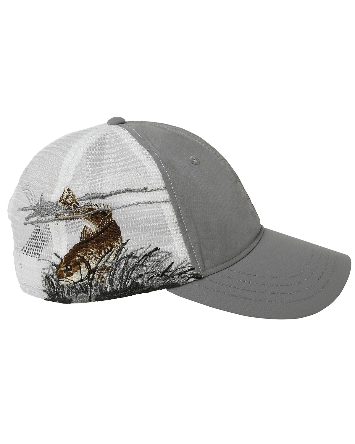Dri Duck D3400 Unisex Mesh Back Wildlife Cap at GotApparel