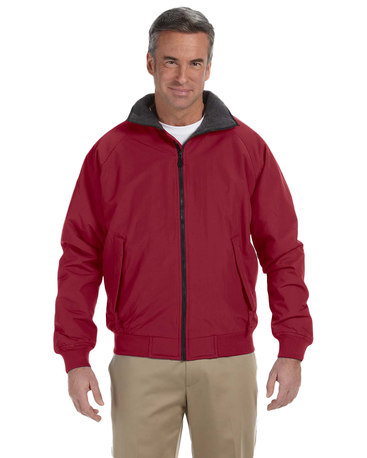Devon & Jones Classic D700 Men Three-Season Jacket at GotApparel