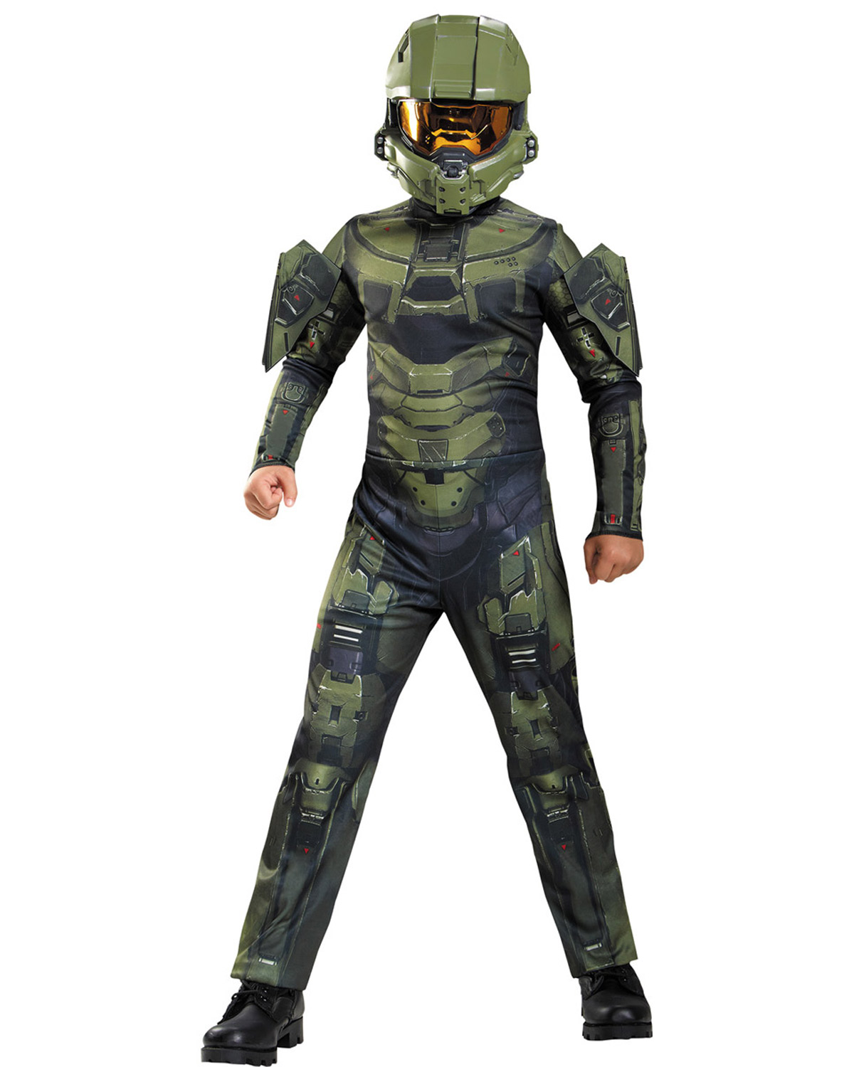 Halloween Costumes DG89968JMaster Chief Classic 14-16 at GotApparel