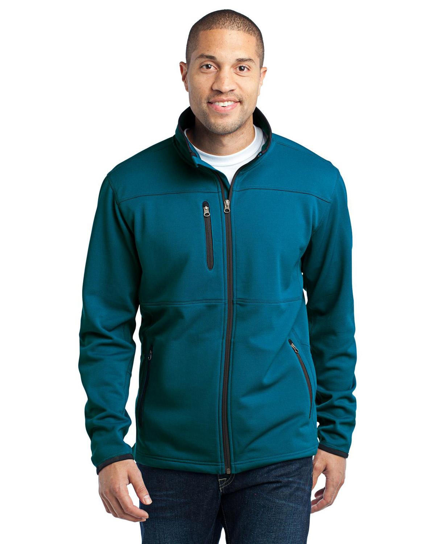 Mens Full &amp Quarter Zip Fleece Jackets Sport Pullovers