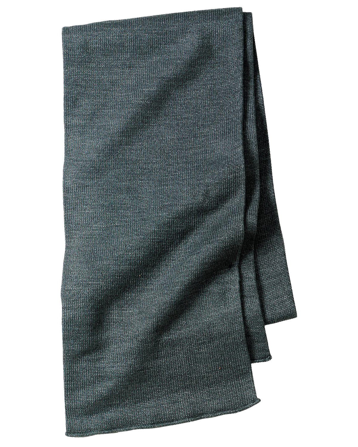 Port & Company KS01 Unisex Knitted Scarf at GotApparel