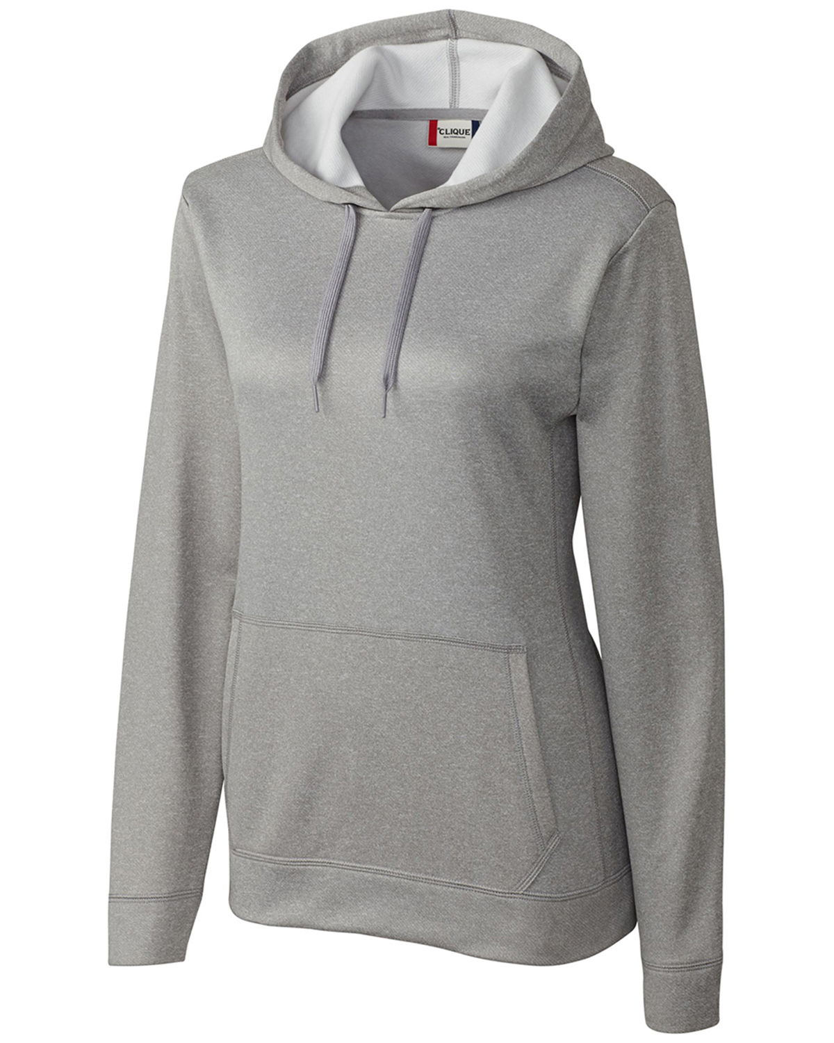 Clique New Wave LQK00045 Women Lady Vaasa Pullover Hoodie at GotApparel