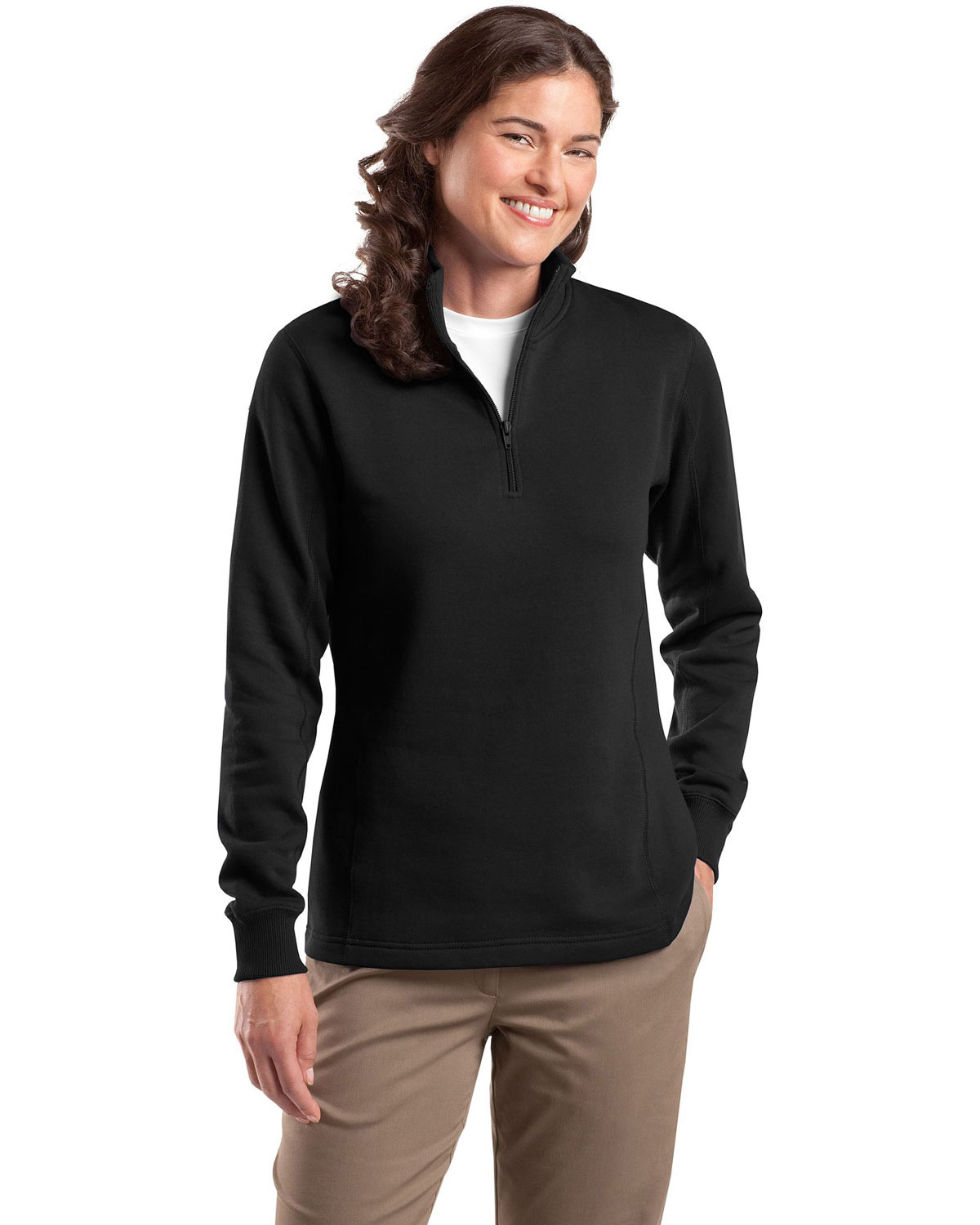 Womens Fleece Jackets & Quarter Zip Pullovers - GotApparel