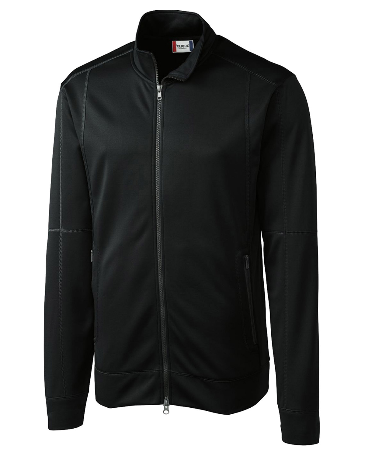 Clique New Wave MQK00036 Men Helsa Full Zip at GotApparel