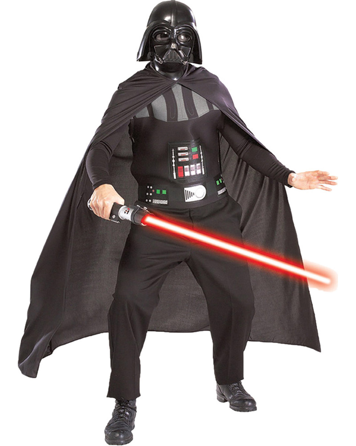 Halloween Costumes RU5217 Episode 3 Darth Vader Adult Ki at GotApparel