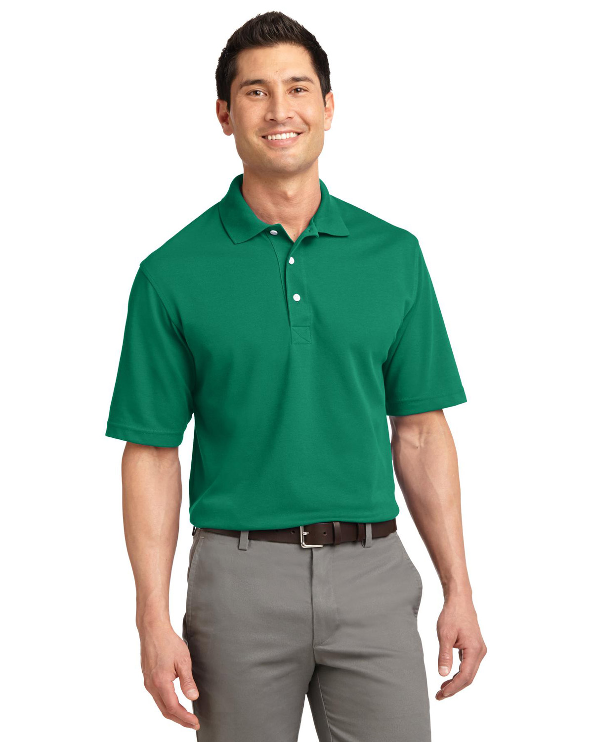 Port Authority TLK455 Men Tall Rapid Dry™ Polo at GotApparel