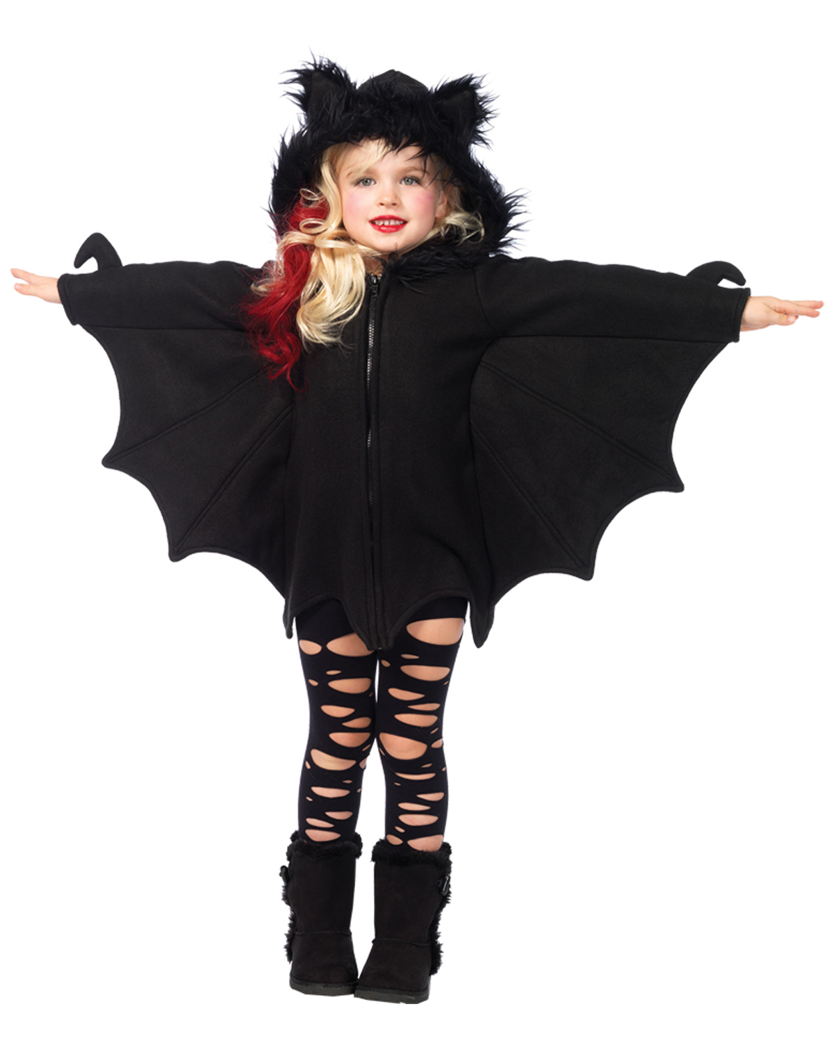 Halloween Costumes UAC49100LG Bat Cozy Child Large at GotApparel
