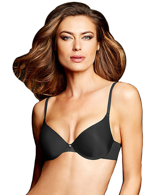 Maidenform 09470 Women Live in Luxe Tailored Demi T-Shirt Bra at GotApparel