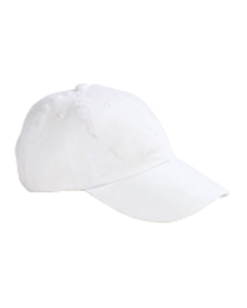 Big Accessories / BAGedge BX001 Unisex 6-Panel Brushed Twill Unstructured Cap at GotApparel
