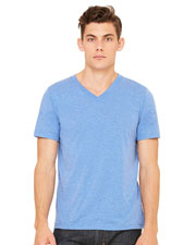 Bella + Canvas 3415C Unisex Tri-Blend Short-Sleeve V-Neck Tee