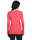 Anvil 399 Women Featherweight Long-Sleeve Scoop T-Shirt