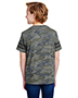 LAT 6137 Youth 4.5 oz Football Fine Jersey T-Shirt