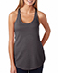 Next Level 6933 Women The Terry Racerback Tank