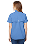 Custom Embroidered Columbia 7313 Ladies 3 oz Bahama Short-Sleeve Shirt