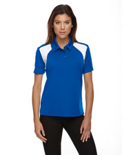 Extreme 75066 Women Eperformance  Colorblock Textured Polo