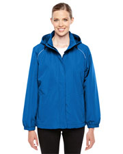 Core 365 78224 Women Profile Fleece-Lined All Season Jacket