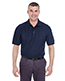 Ultraclub 8540T Men Tall Whisper Pique Polo