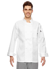 Dickies DC118 Adult 7 oz. Eight Button Chef Coat